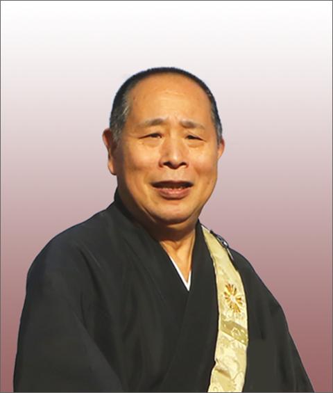 日蓮宗 本覚山 妙泉寺 衣笠日融(きぬがさにちゆう)