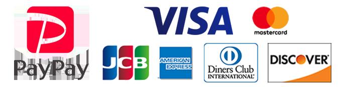 PAYPAY・クレジットカード対応をしました